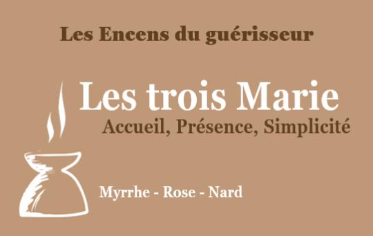 Mélange 3 Marie Encens