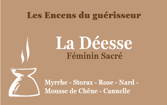 Mélange Déesse Encens
