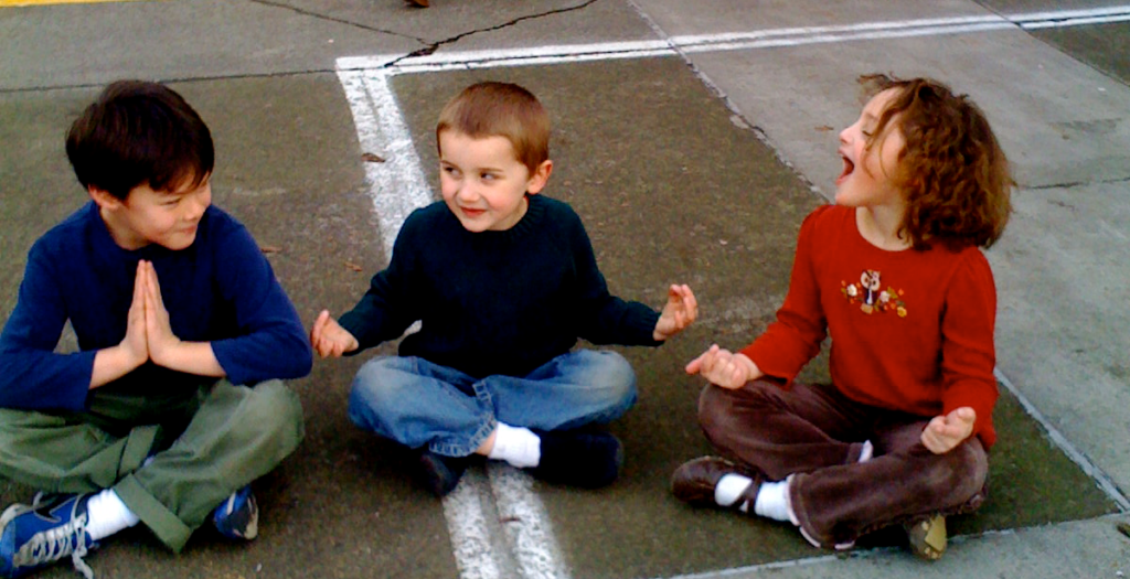 méditation enfants Vis ta Vie
